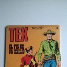 Cómics: TEX Nº 53 - EL FIN DE UN EXILIO. Lote 54523334