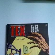 Cómics: TEX Nº 55 - EL AS DE PIC. Lote 54523409