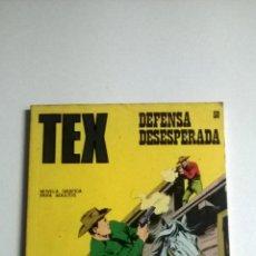 Cómics: TEX Nº 59 - DEFENSA DESESPERADA. Lote 54523513
