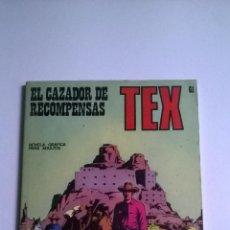 TEX Nº 61 - EL CAZADOR DE RECOMPENSAS
