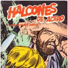 Cómics: COMIC HALCONES DE ACERO: EL PLAN DE MISTER KINKADE - BURU LAN; AÑO 1974. Lote 54527029