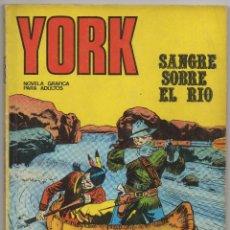 Cómics: YORK Nº 4 (BURU LAN 1971). Lote 54734952