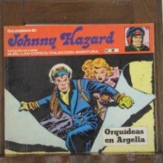 Cómics: 5724- LOTE DE 3 COMICS EDIT. BURU LAN. BEN BOLT Y JOHNNY HAZARD. AÑOS 70.. Lote 48417807