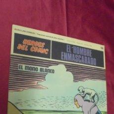 Fumetti: EL HOMBRE ENMASCARADO. Nº 66. BURU LAN EDICIONES.. Lote 54811931
