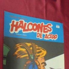Cómics: HALCONES DE ACERO. Nº 2. BURU LAN EDICIONES.. Lote 54843824