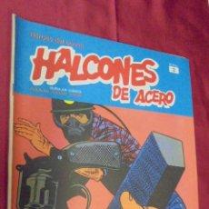 Cómics: HALCONES DE ACERO. Nº 3. BURU LAN EDICIONES.. Lote 54843836
