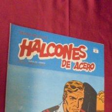 Cómics: HALCONES DE ACERO. Nº 4. BURU LAN EDICIONES.. Lote 54843843