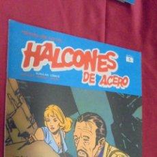 Cómics: HALCONES DE ACERO. Nº 5. BURU LAN EDICIONES.. Lote 54843853