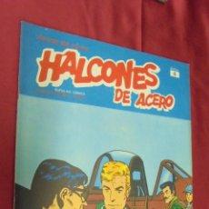 Cómics: HALCONES DE ACERO. Nº 6. BURU LAN EDICIONES.. Lote 54843889