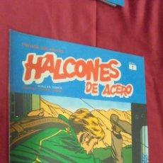 Cómics: HALCONES DE ACERO. Nº 7. BURU LAN EDICIONES.. Lote 54843899