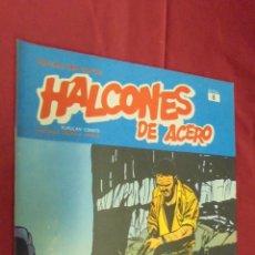 Cómics: HALCONES DE ACERO. Nº 8. BURU LAN EDICIONES.. Lote 54843914