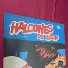 Cómics: HALCONES DE ACERO. Nº 9. BURU LAN EDICIONES.. Lote 54843942
