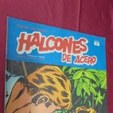 Cómics: HALCONES DE ACERO. Nº 11. BURU LAN EDICIONES.. Lote 54843987