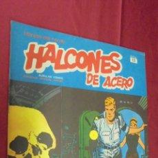 Cómics: HALCONES DE ACERO. Nº 12. BURU LAN EDICIONES.. Lote 54844009