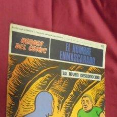 Fumetti: EL HOMBRE ENMASCARADO. Nº 80. BURU LAN EDICIONES.. Lote 54846297