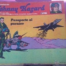 Cómics: JOHNNY HAZARD COLECCIÓN COMPLETA 11 NÚMEROS,BURU LAN COMICS. Lote 54853240