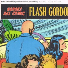 Cómics: FLASH GORDON TOMO 4. FASCICULOS 37, 38, 39, 41, 42, 43, 46, 47, 48 Y 49. Lote 54923951