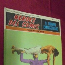 Cómics: EL HOMBRE ENMASCARADO. Nº 14. BURU LAN.. Lote 55041517