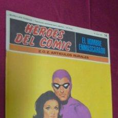 Cómics: EL HOMBRE ENMASCARADO. Nº 16. BURU LAN.. Lote 55041571