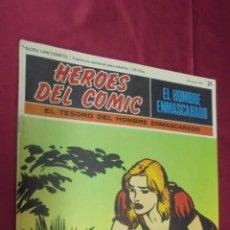 Cómics: EL HOMBRE ENMASCARADO. Nº 21. BURU LAN.. Lote 55041626