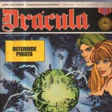 Cómics: TEBEO DRACULA. Nº 2. ASTEROIDE PIRATA. BURU LAN COMICS. Lote 55044198