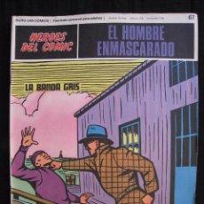 Fumetti: EL HOMBRE ENMASCARADO - Nº 67 - BURU LAN EDICIONES.. Lote 55900749