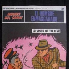 Fumetti: EL HOMBRE ENMASCARADO - Nº 82 - BURU LAN EDICIONES.. Lote 55901748