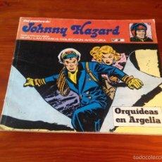 Cómics: JOHNNY HAZARD Nº 2. ORQUIDEAS EN ARGELIA. BURU LAN 1973. FRANK ROBBINS.. Lote 56203687