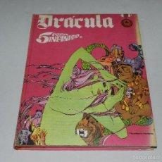Cómics: (M) DRACULA TOMO 3 EDC BURU LAN , SAN SEBASTIAN 1971 , POCAS SEÑALES DE USO. Lote 56235827