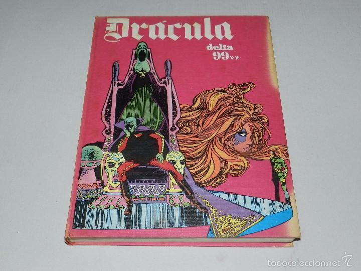 (M) DRACULA TOMO 5 EDC BURU LAN , SAN SEBASTIAN 1971 , POCAS SEÑALES DE USO (Tebeos y Comics - Buru-Lan - Drácula)
