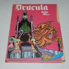 Cómics: (M) DRACULA TOMO 5 EDC BURU LAN , SAN SEBASTIAN 1971 , POCAS SEÑALES DE USO. Lote 56235892