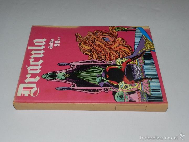 Cómics: (M) DRACULA TOMO 5 EDC BURU LAN , SAN SEBASTIAN 1971 , POCAS SEÑALES DE USO - Foto 2 - 56235892