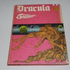 Cómics: (M) DRACULA TOMO 2 EDC BURU LAN , SAN SEBASTIAN 1971 , POCAS SEÑALES DE USO. Lote 56235906