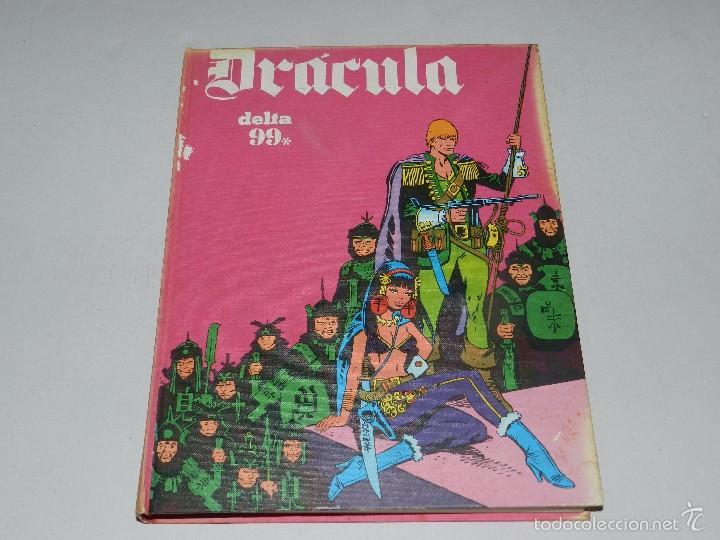 (M) DRACULA TOMO 4 EDC BURU LAN , SAN SEBASTIAN 1971 , POCAS SEÑALES DE USO (Tebeos y Comics - Buru-Lan - Drácula)