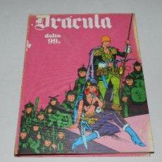 Cómics: (M) DRACULA TOMO 4 EDC BURU LAN , SAN SEBASTIAN 1971 , POCAS SEÑALES DE USO. Lote 56235921