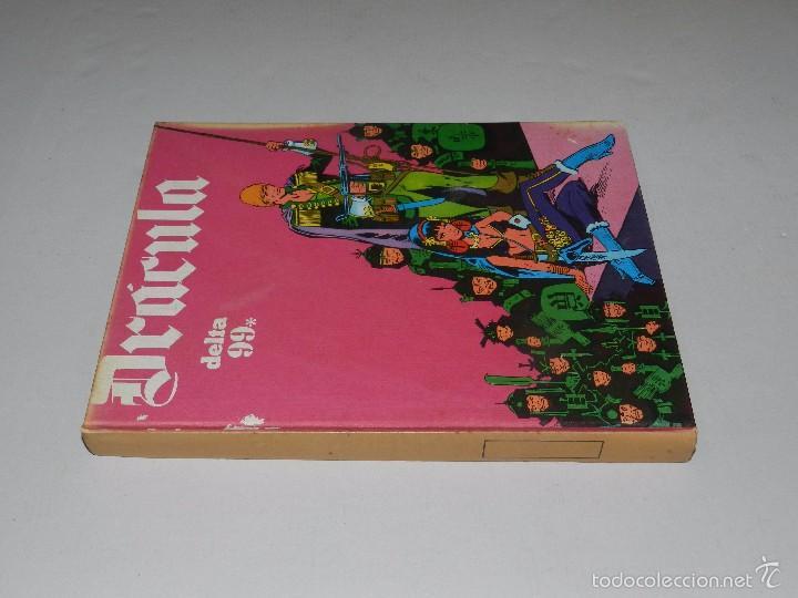 Cómics: (M) DRACULA TOMO 4 EDC BURU LAN , SAN SEBASTIAN 1971 , POCAS SEÑALES DE USO - Foto 2 - 56235921