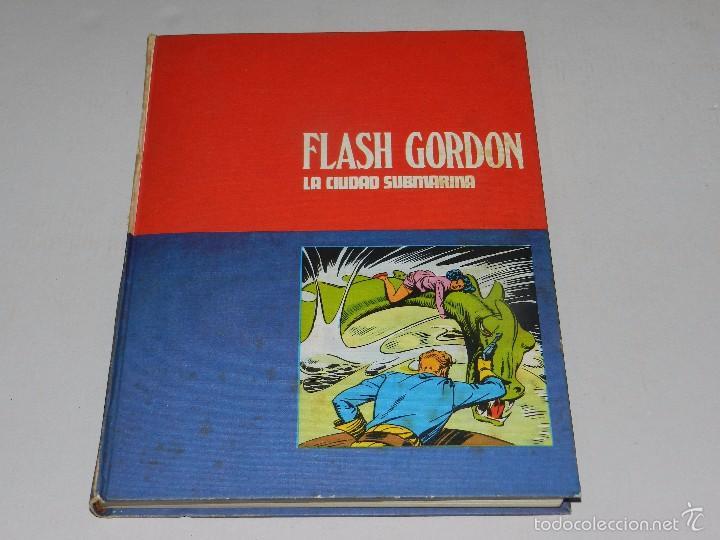 (M) FLASH GORDON TOMO 6 EDC BURU LAN , SAN SEBASTIAN 1973 , POCAS SEÑALES DE USO (Tebeos y Comics - Buru-Lan - Flash Gordon)