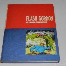 Cómics: (M) FLASH GORDON TOMO 6 EDC BURU LAN , SAN SEBASTIAN 1973 , POCAS SEÑALES DE USO. Lote 56236161