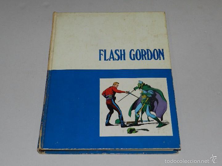 (M) FLASH GORDON TOMO 5 EDC BURU LAN , SAN SEBASTIAN 1973 , POCAS SEÑALES DE USO (Tebeos y Comics - Buru-Lan - Flash Gordon)