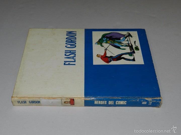 Cómics: (M) FLASH GORDON TOMO 5 EDC BURU LAN , SAN SEBASTIAN 1973 , POCAS SEÑALES DE USO - Foto 2 - 56236179