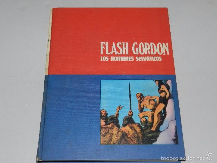 (M) FLASH GORDON TOMO 4 EDC BURU LAN , SAN SEBASTIAN 1973 , POCAS SEÑALES DE USO (Tebeos y Comics - Buru-Lan - Flash Gordon)