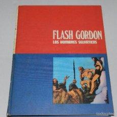 Cómics: (M) FLASH GORDON TOMO 4 EDC BURU LAN , SAN SEBASTIAN 1973 , POCAS SEÑALES DE USO. Lote 56236222