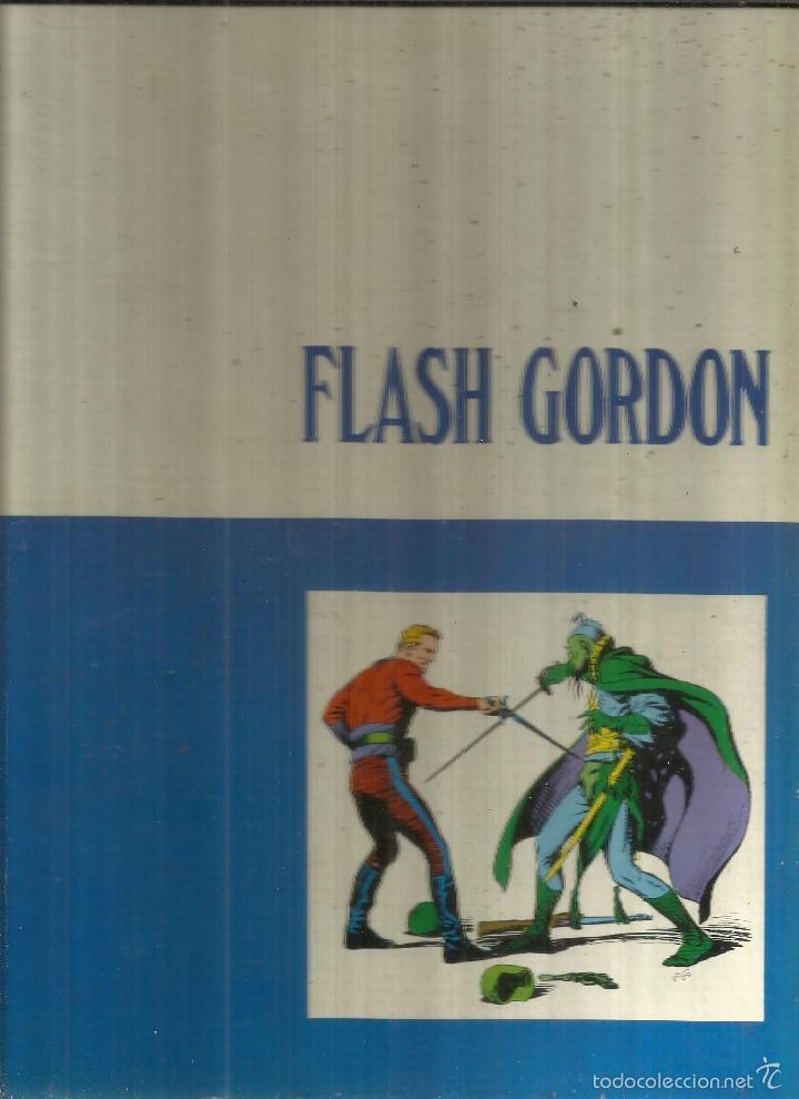 FLASH GORDON. BURU LAN. SAN SEBASTIAN. 1972 (Tebeos y Comics - Buru-Lan - Flash Gordon)