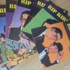 Cómics: RIP KIRBY - HEROES DEL COMICS - 1,2,3,4,5,6,7,8. Lote 56327777