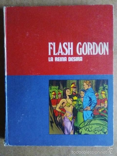 FLASH GORDON TOMO 2 LA REINA DESIRA - BURU LAN (Tebeos y Comics - Buru-Lan - Flash Gordon)