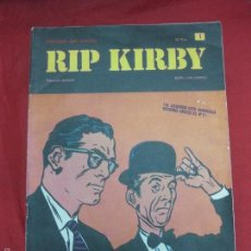 Cómics: RIP KIRBY Nº 1. FASCICULO 1. HEROES DEL COMIC. BURU LAN EDICIONES 1973. Lote 56850061