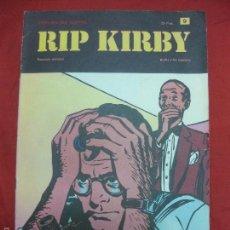 Cómics: RIP KIRBY Nº 9. FASCICULO 9. HEROES DEL COMIC. BURU LAN EDICIONES 1973. Lote 56850224