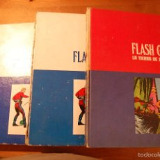 Cómics: FLASH GORDON. EDITORIAL BURU LAN, TOMOS Nº 1, 2 Y 5. Lote 57050164