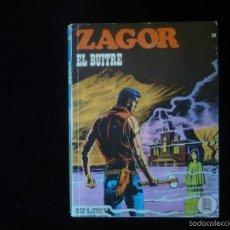 Cómics: ZAGOR EL BUITRE Nº 30. Lote 57111812