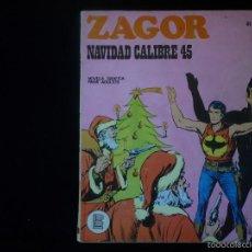 Cómics: ZAGOR NAVIDAD CALIBRE 45 Nº 41. Lote 57111929